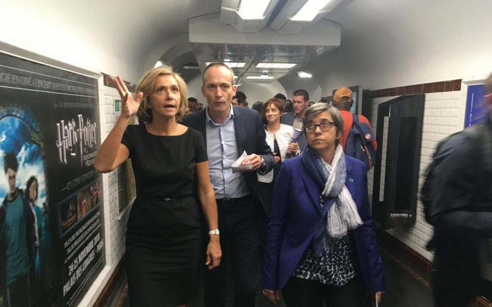 Propreté, odeurs : les projets high-tech de la RATP